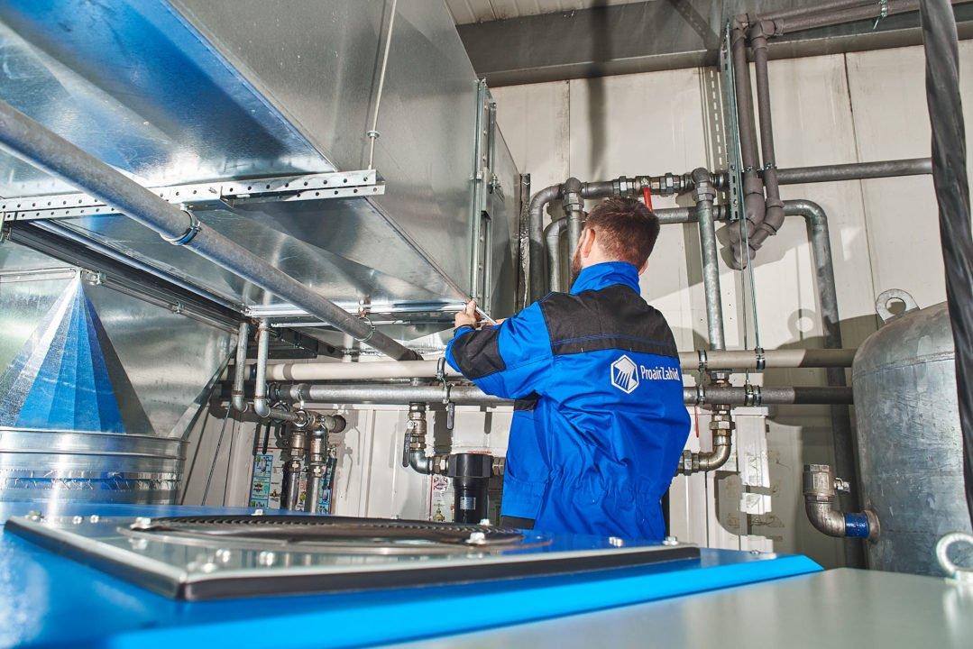 Проектування та монтаж вентиляційної системи