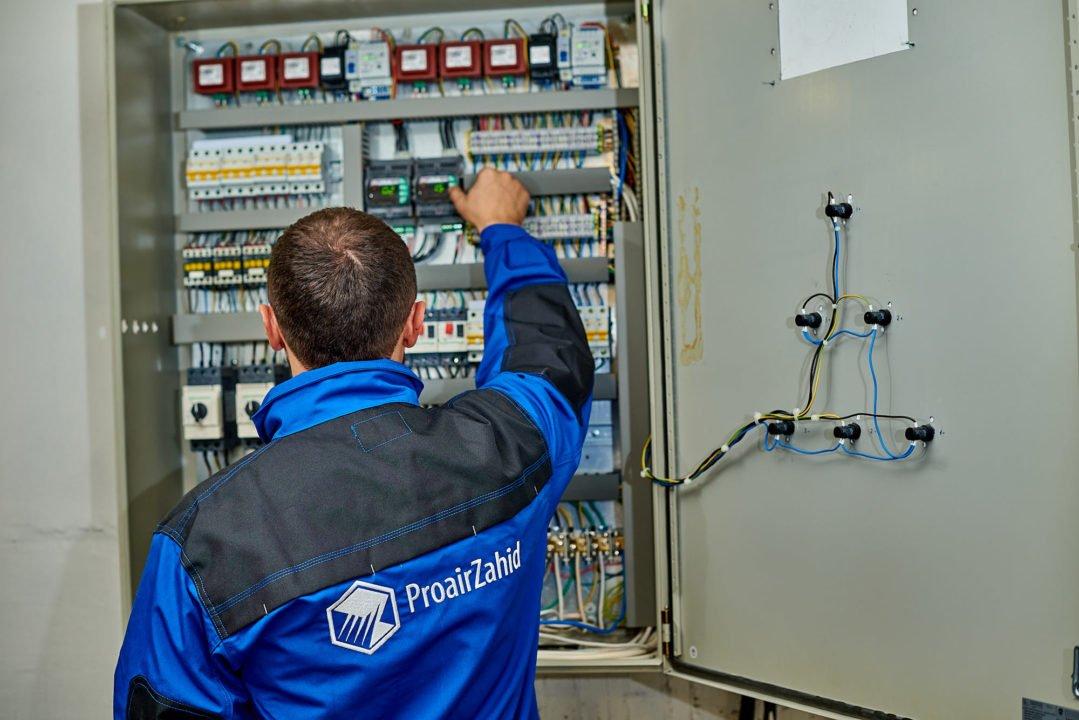 Пневмоаудит, проектування та поставка компресорного та холодильного обладнання