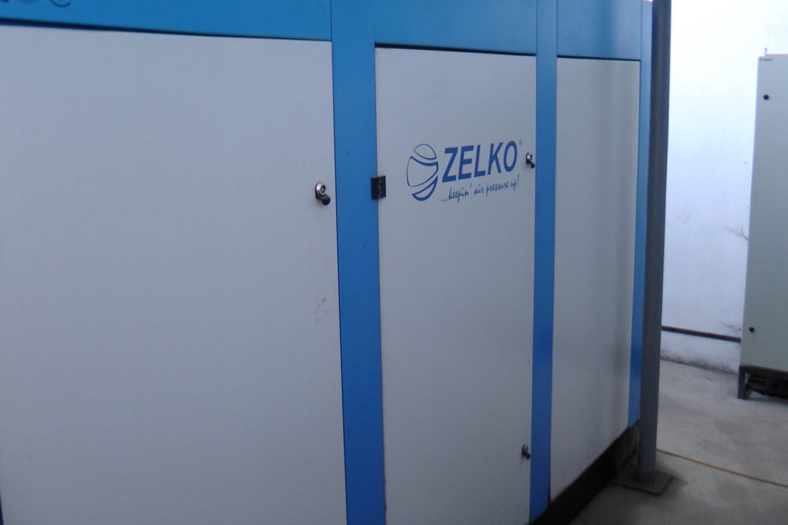 технічне обслуговування гвинтового компресора Зелко